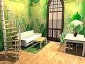 Reforma virtual apartamento en edificio Arenys de Munt. Apartamento C