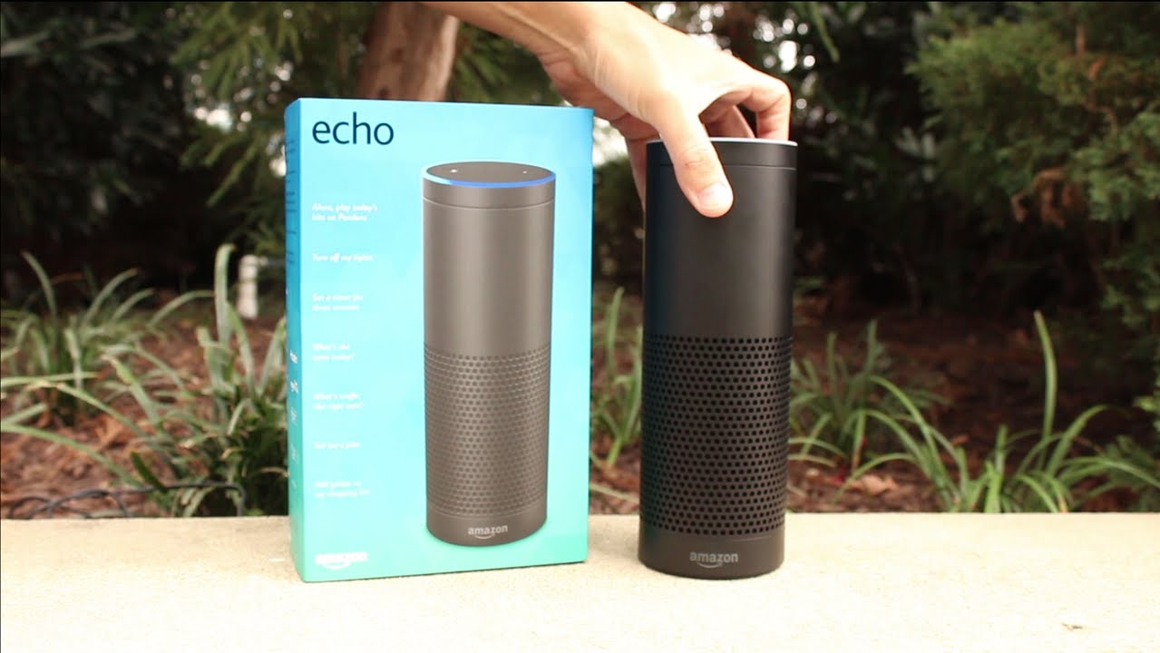 amazon echo review best echo demo on youtube youtube. Black Bedroom Furniture Sets. Home Design Ideas