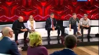 Ирина Сычева в программе 'Прямой эфир' 16 10 15 ВСя ПРАВДА