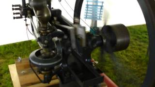 Martini Slide Valve Flame Ignition Engine at 2013 Nuenen