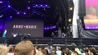 Anne‐Marie | 2002 | Radio 1's Big Weekend 2018