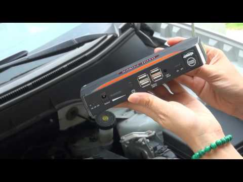 68800 High Power Portable Car Jump Starter Battery
