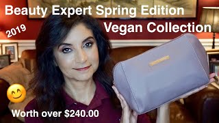 Beauty Expert 2019 Spring Edition:  Vegan Collection