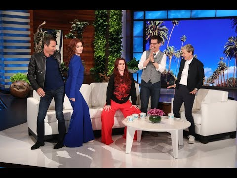'Will & Grace' Cast's Pre-Show Ritual Includes Dancing And… Humping?