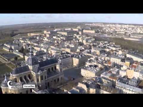 Histoire de se balader Emmanuel Maubert à Versailles France 3 Paris Ile de France