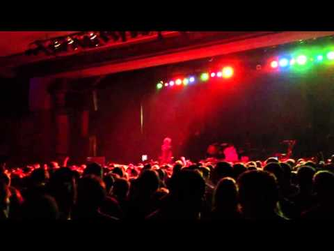 Danny Brown - Blueberry Live June 15th 2012
