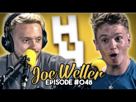 JOE WELLER | Full Honest Interview | JHHP #48 - Happy Hour Podcast