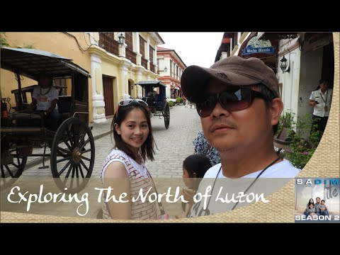 Exploring The North Of Luzon │ ルソン島北部を探ります │ Weekly Vlog