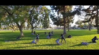 California HS - Petrified Forest - 2021 Championship Run