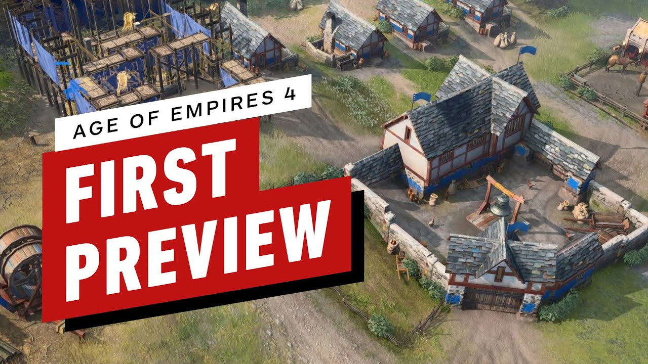 Download Age of Empires 4: First Campaign and Gameplay Details Revealed
