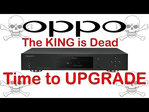 Oppo 203 205 The UHD Blu Ray KING is Dead - Time to Upgrade Home Cinema Ultra HD HDR 4k