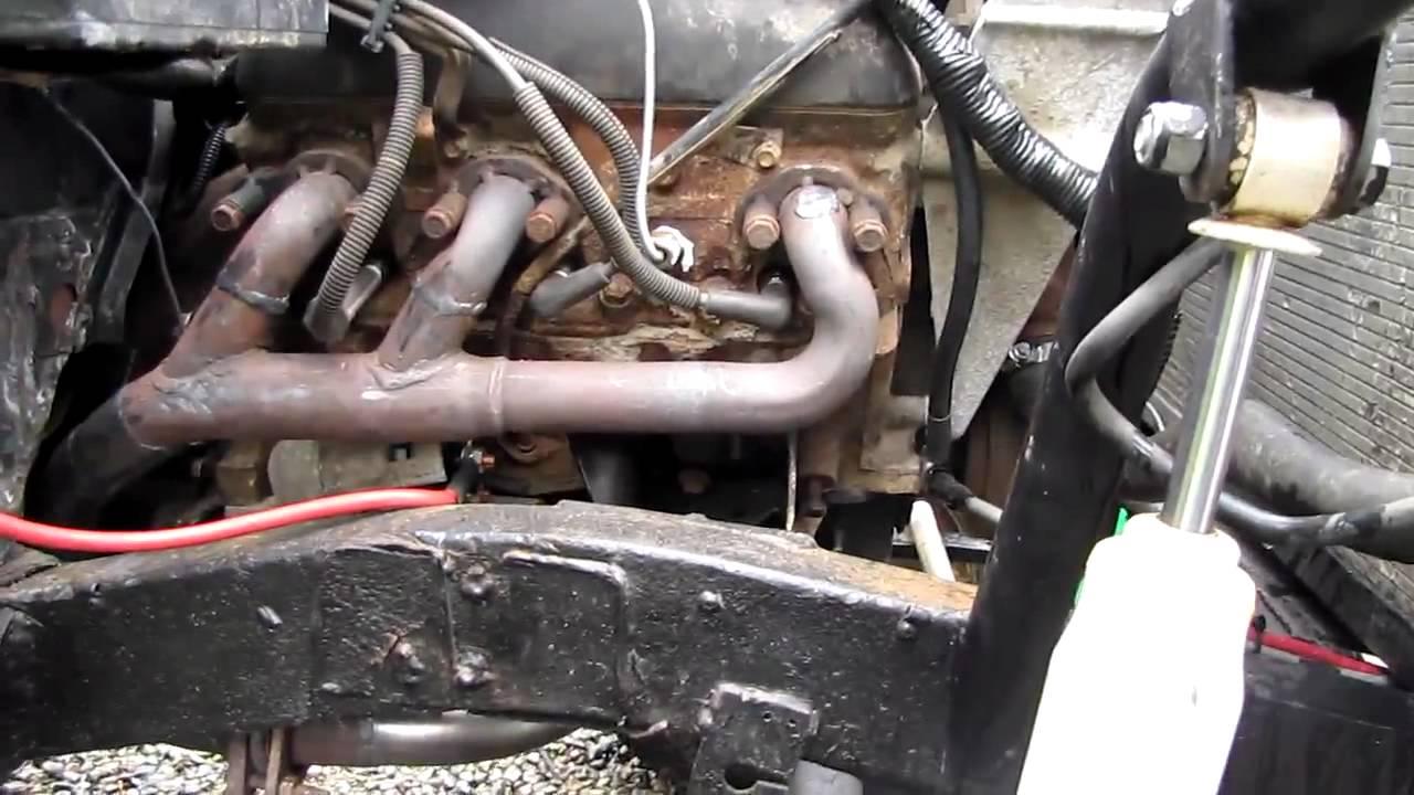 medium resolution of chevy 4 3 v6 samurai starting after engine swap 4 3 vortec swap wiring diagram