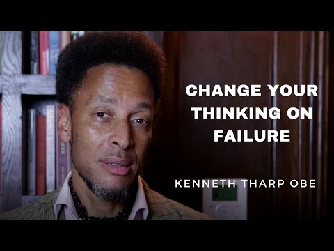 TIME TO RETHINK FAILURE - Kenneth Tharp #DailyTip
