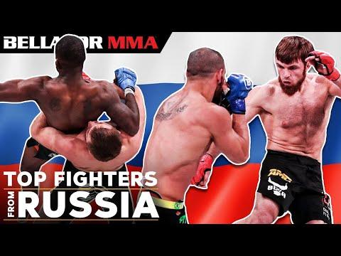 Top Russian MMA Fighters | Bellator MMA