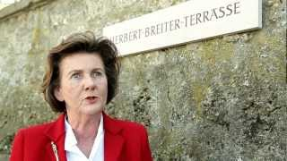 Helga Rabl Stadler und ihr Logenplatz