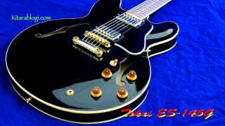 TOKAI ES-138 • ES-145G • ES-162 +++ Kitarablogi.com