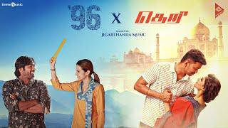 Think Mashup - 96 X Theri  | G.V.Prakash | Govind Vasantha | Vijay | VJS | Jigarthanda Music