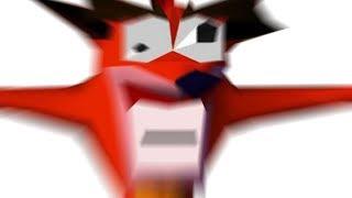 Crash Bandicoot en las drogas