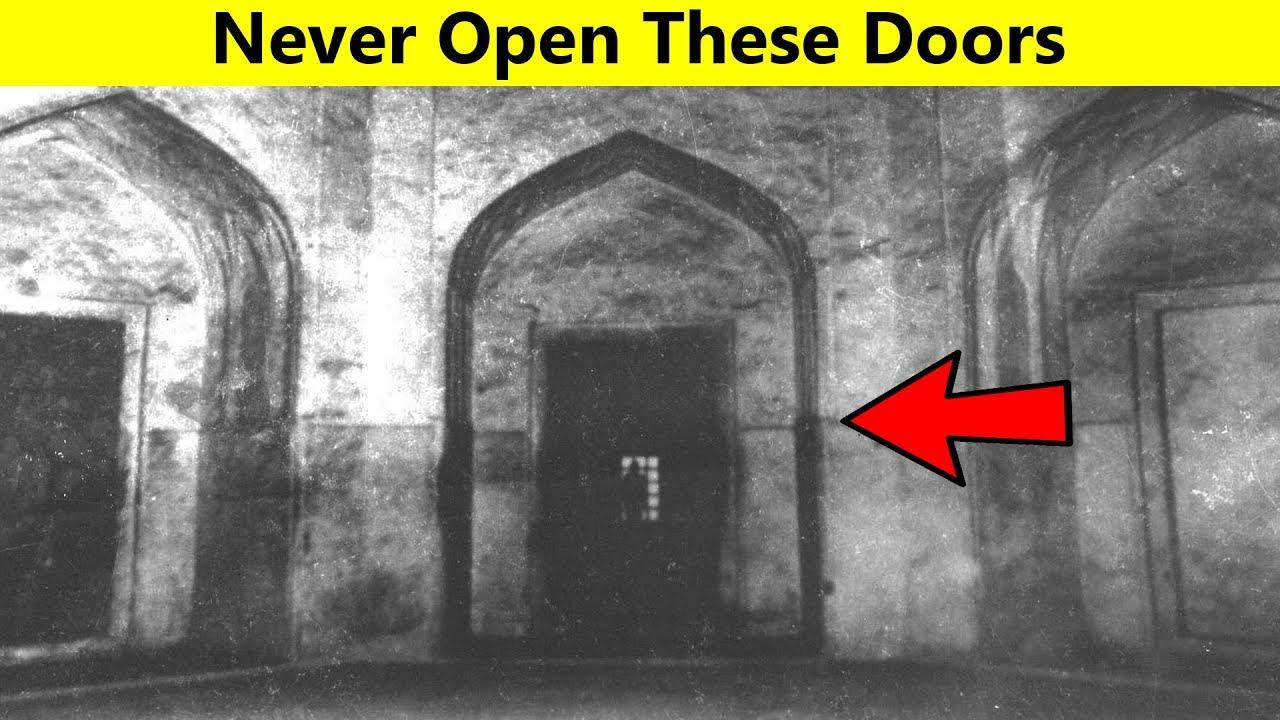 never darken (one's) door again