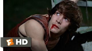 The Warriors (5/8) Movie CLIP - I Like It Rough (1979) HD