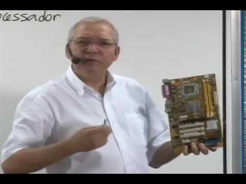 01 - Hardware - Componentes Básicos , Memórias Primárias e Secundárias - Informática