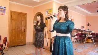 Поём на свадьбе (песня для родителей)