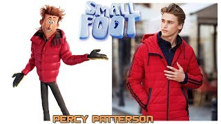 Smallfoot Characters in Real Life - Behind The Voices