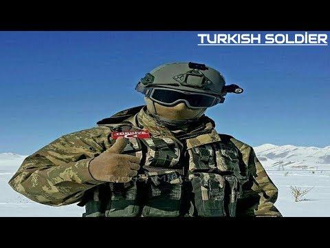 Turkısh Soldier    Türk Askeri    турецьких військових     2017    Never Give Up   