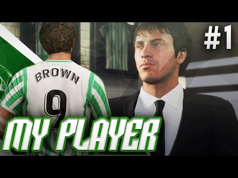 FIFA 19 My Player Career Mode EP1 - The Journey To Greatness Begins!!