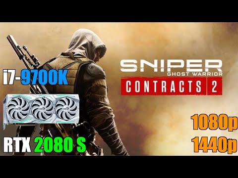 Sniper Ghost Warrior Contracts 2 l RTX 2080 Super i7 9700K l Med High Ultra Settings l 1080p 1440p l |