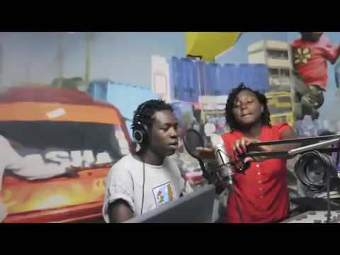 Virusi Mbaya freestyle on Ghetto Radio