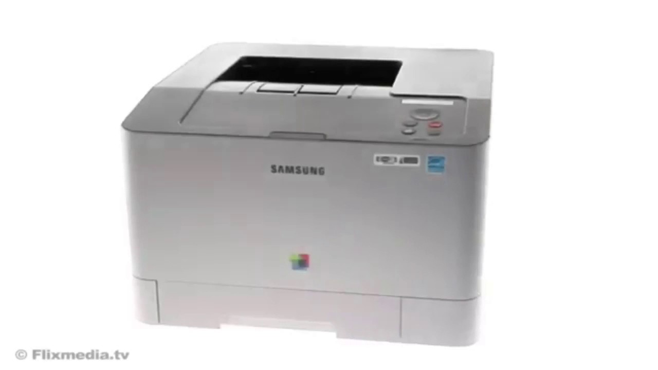 Driver: Samsung SL-C1810W Add Printer