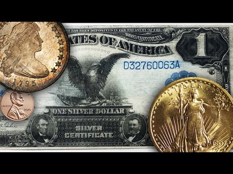 The History Of Money & Currency In The United States