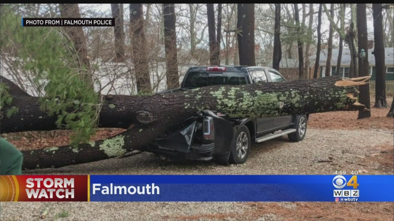 Possible power outages caused by Massachusetts storm could last ...
