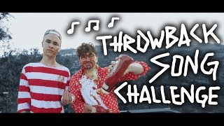 Slapping Throwback Song Challenge