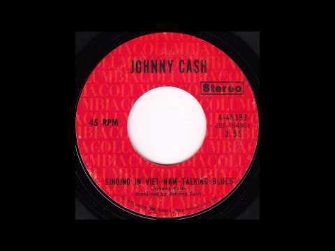 Johnny Cash - Singing in Vietnam Talking Blues