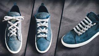 Cool Shoe Lace Styles   4 Shoelace
