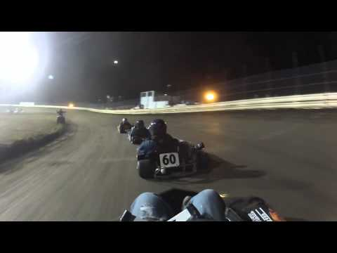 Charlie Thomas Feature at English Creek Speedway 9-22-12