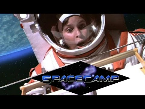 SpaceCamp(1986) Movie Review & Rant