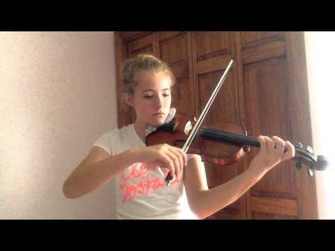 Take flight - Lindsey Stirling (cover by Hannah Elliott)