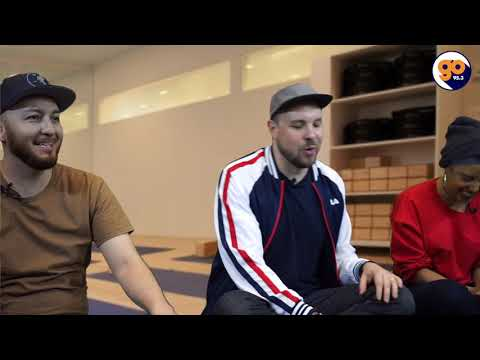 Lazerbeak talks about meditation, luther, and more Mp3
