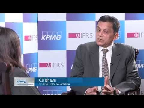 CB Bhave, Trustee - IFRS Foundation