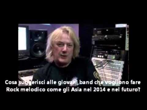 Interview With Geoff Downes (ASIA, YES) 2014 - Mystery Tour Radio Show