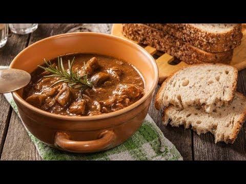 Juneći gulaš - originalni recept