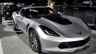 C7 Z06 Corvette vs Challenger SRT - 1/4 Mile Drag Race Video - I wish I had a Hellcat - Road Test ®