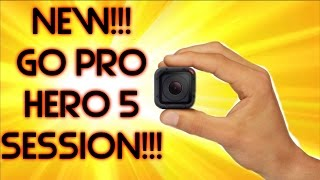 NEW GoPro Hero5. Hero5 Session. Full Description. Price. Compare.Unboxing, Review.