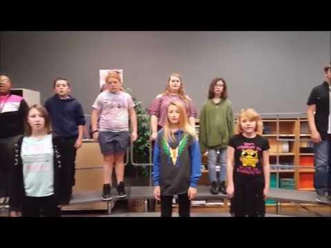 Black Water Middle School Choir Promo