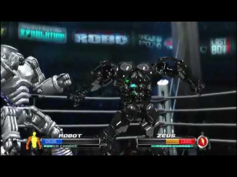 Real Steel Best Robot Robot