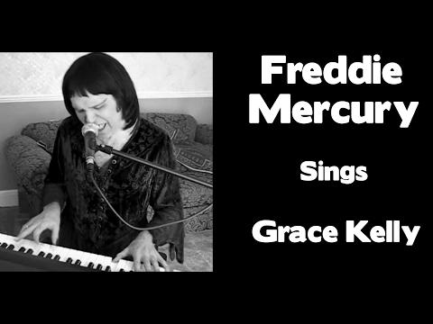 Freddie Mercury Sings Mika - Grace Kelly