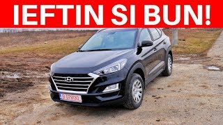 DACIA DUSTER LA RAPORT!! by Hyundai Tucson 2019